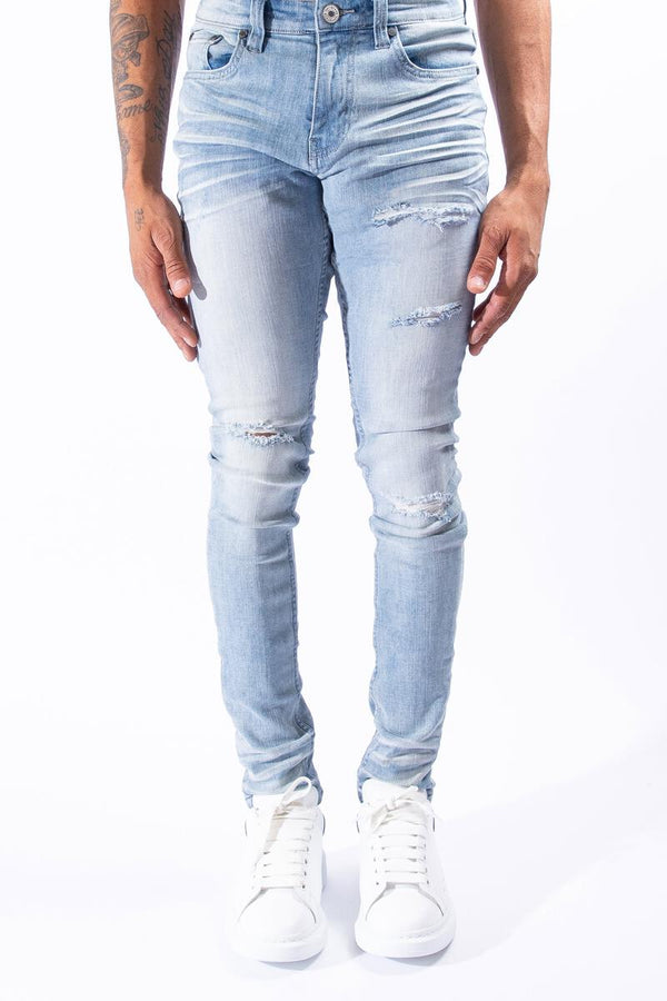 "Serenede: Serenede ""Potala Palace"" Jeans"