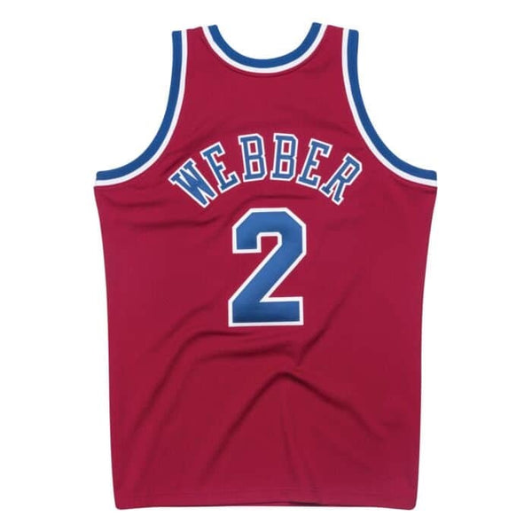 Mitchell & Ness NBA Swingman Collection Chris Webber Jersey ('94 Bullets - Road)