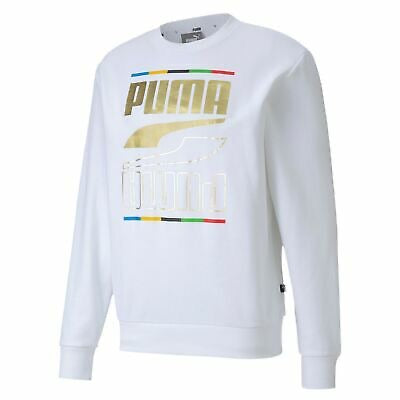 PUMA: Rebel Crew 5 Continents (PUMA WHITE)