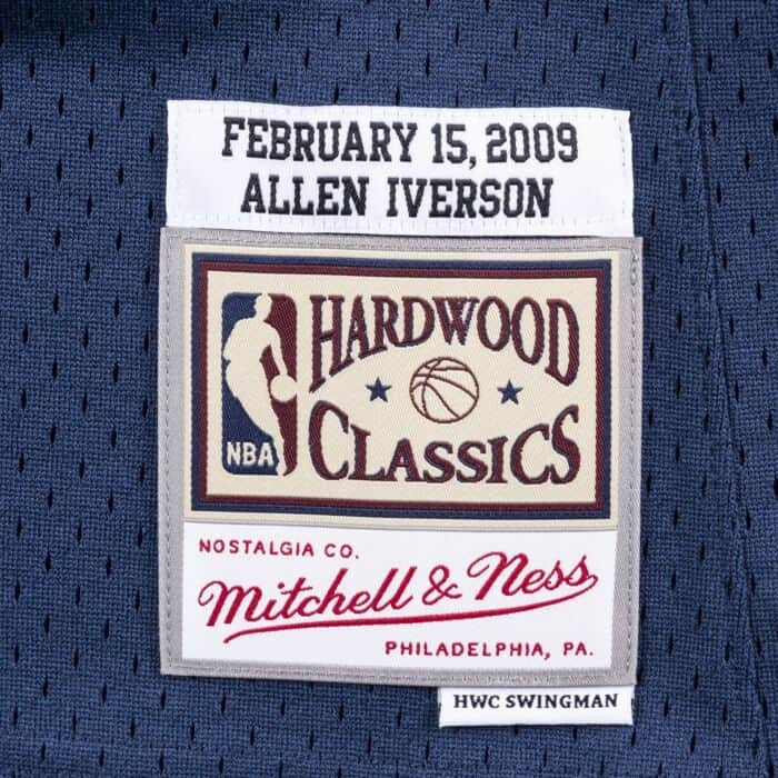 Mitchell & Ness NBA Swingman Collection Allen Iverson Jersey ('09 East All-Star - Home)