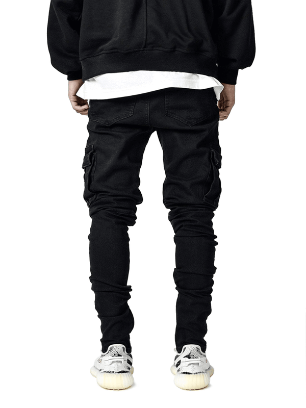 THRT: Cargo (Black Denim)