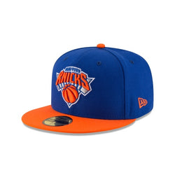 New Era Authentic 59Fifty Fitted: New York Knicks