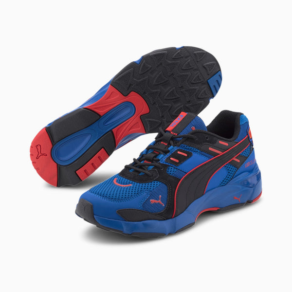 PUMA: LQD CELL EXTOL JAPANORAMA (LAPIS BLUE, HIGH RISK RED)