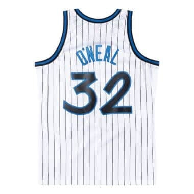 Mitchell & Ness: NBA Swingman Collection Shaquille O'Neal Jersey ('93 Magic - Home)