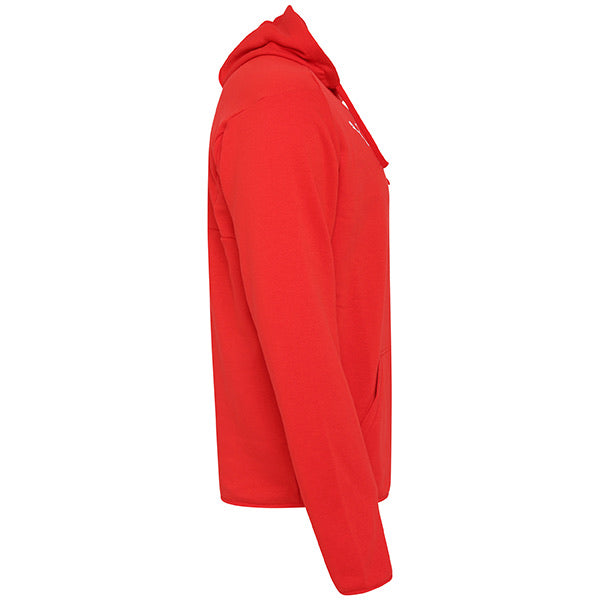 PUMA: LIGA Casuals Hoody (PUMA Red & white)