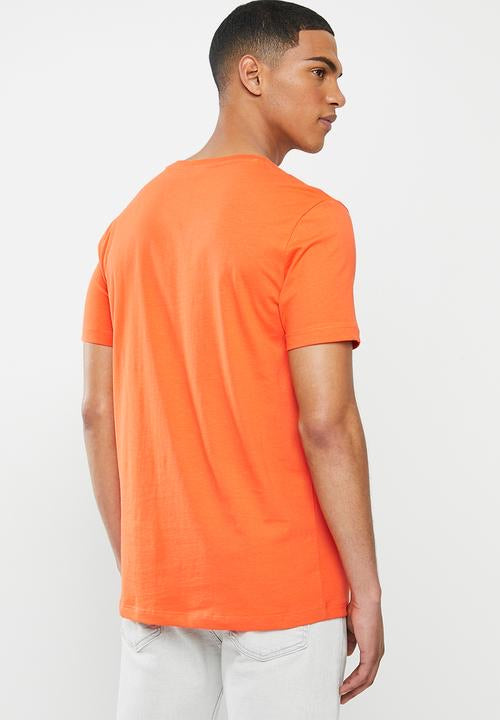 Diesel: UMLT-JAKE T-Shirt (Orange)
