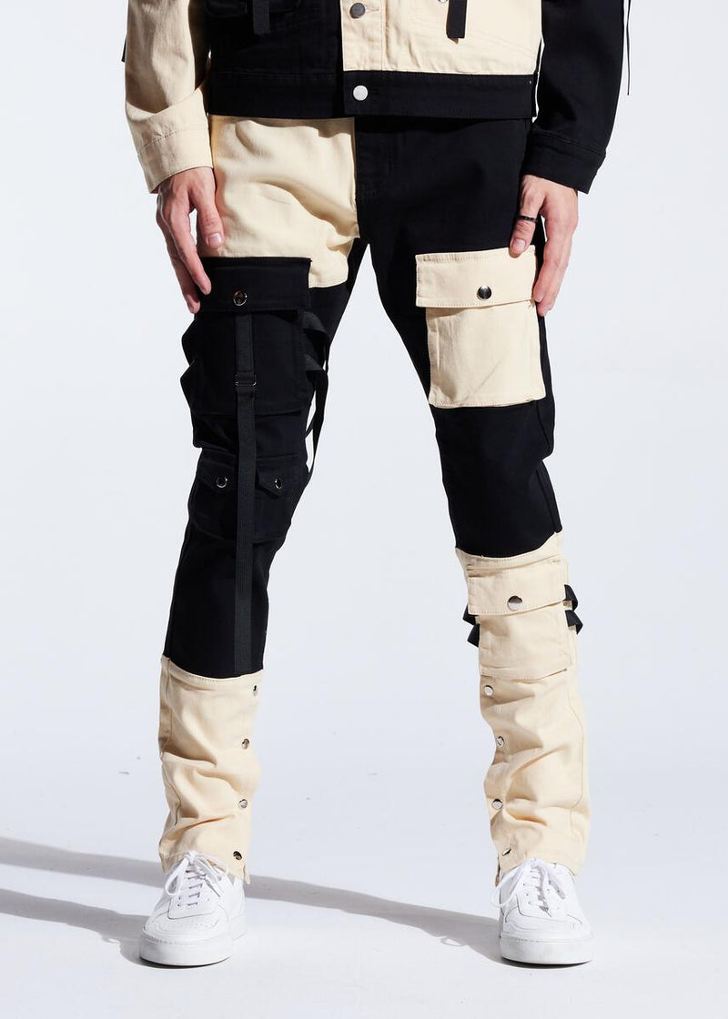 Embellish: BANDIT CARGO DENIM