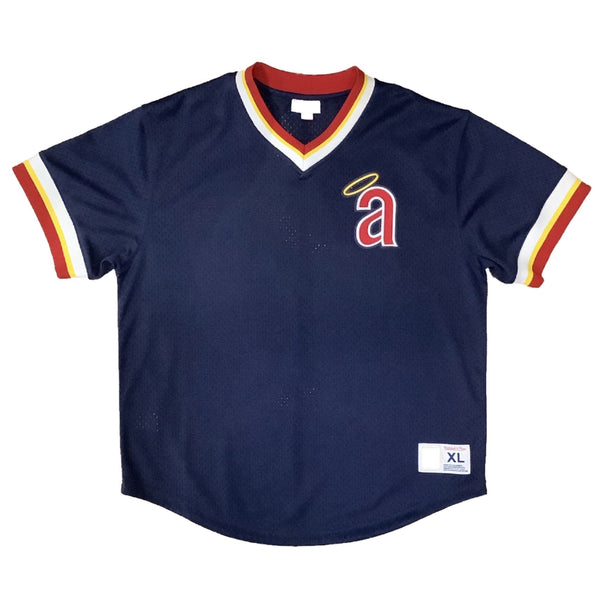 Mitchell & Ness: Throwback MLB Jersey California Angels