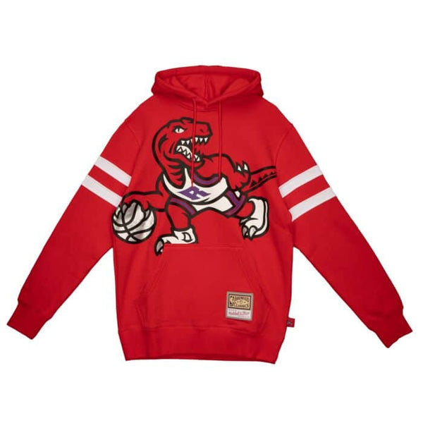 Mitchell & Ness: NBA Substantial Fleece Hoodie (Raptors)