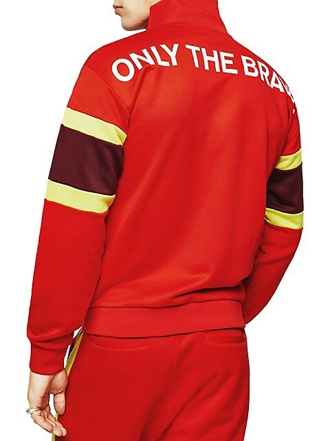 DIESEL: ONLY THE BRAVE TRACK SET (RED)