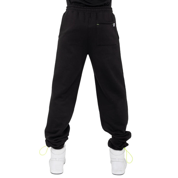 EPTM: EPTM Sweatpants (Black/Neon)