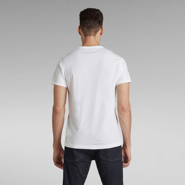 G-Star Raw: Holorn T-Shirt (White)