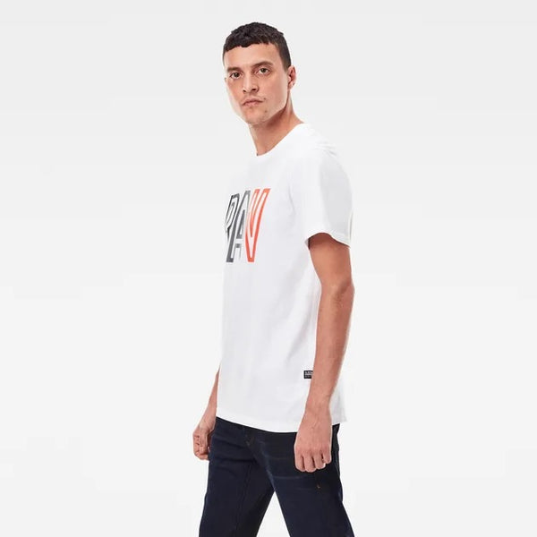 G-STAR RAW: RAW T-Shirt (White)