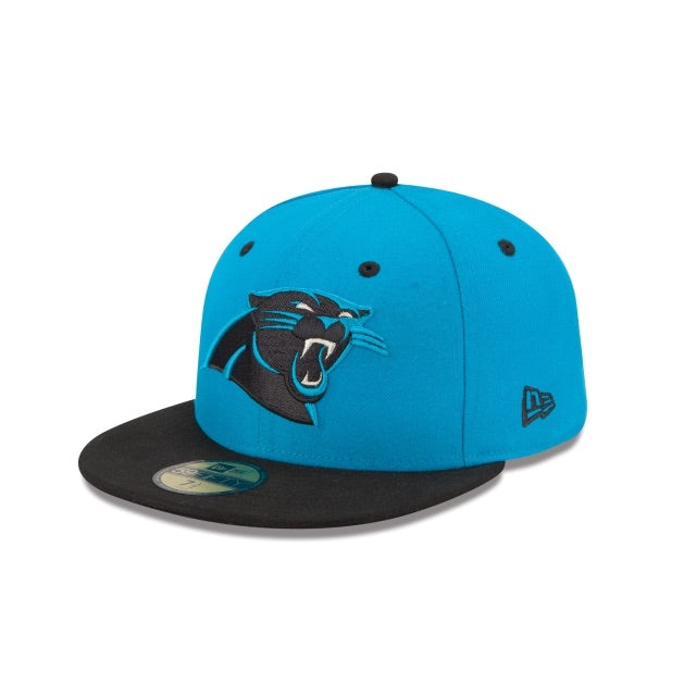 New Era Authentic 59Fifty Fitted: Carolina Panthers