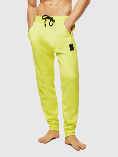 DIESEL: BMOWT TRACK PANTS (YELLOW)