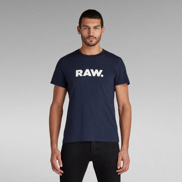 G-Star Raw: Holorn T-Shirt (Sartho Blue)