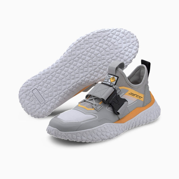 PUMA: HI OCTANE SPORTS DESIGN (HIGH RISE, ULTRA YELLOW)