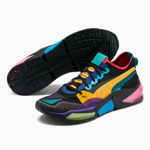 PUMA: LQDCELL OPTIC SHEER  (BLACK, NRGY ROSE, BLUE TURQOISE)