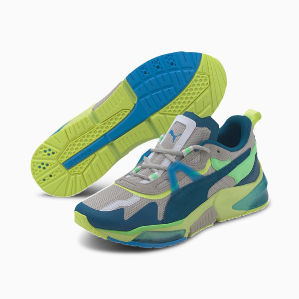 PUMA: LQDCELL OPTIC PAX (GRAY VIOLET-NRGY BLUE)