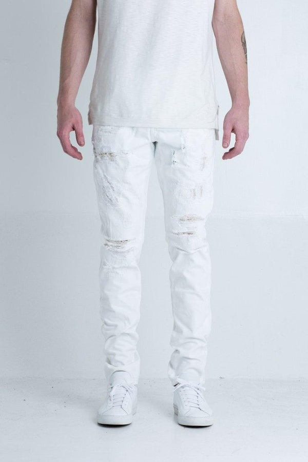 Embellish: RAMIREZ DENIM - WHITE