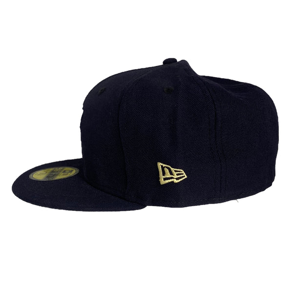 New Era Authentic 59Fifty Fitted: Georgia Tech Jackets (Navy)