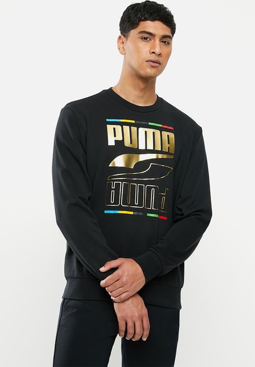 PUMA: Rebel Crew 5 Continents (PUMA BLACK)