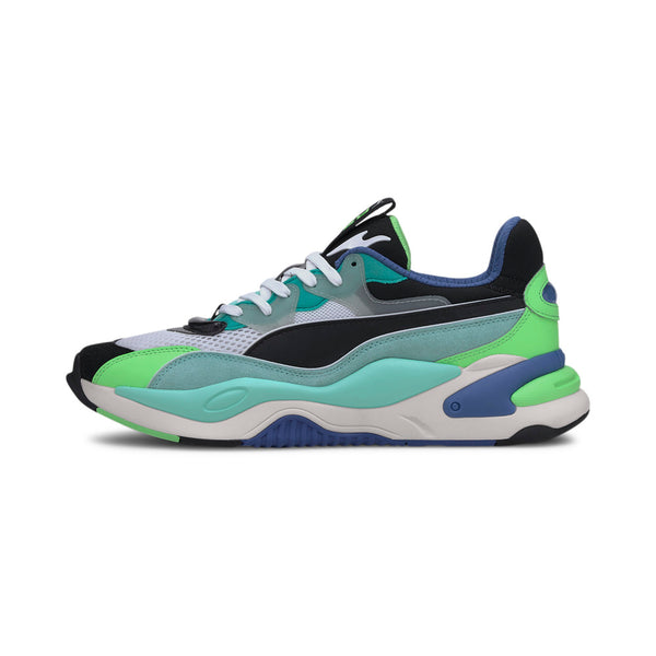 PUMA: RS-2K INTERNET EXPLORING (BLACK-ARUBA BLUE)