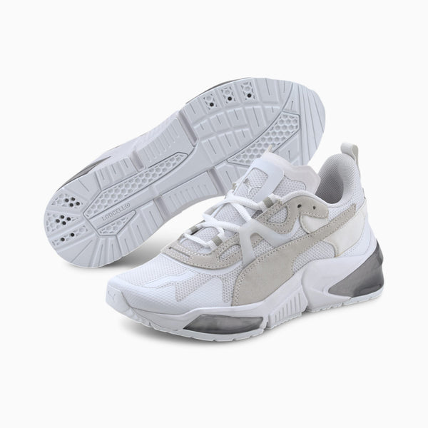 PUMA: LQDCELL OPTIC PAX WOMENS (WHITE, METALLIC SILVER)