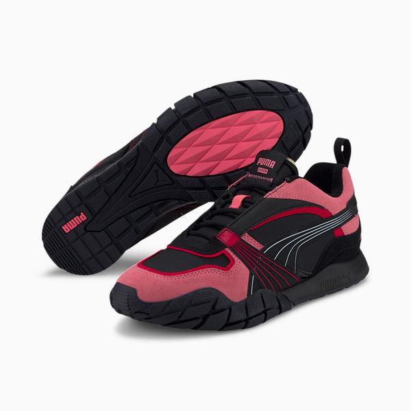 PUMA: KYRON BONFIRES WOMENS (BLACK, SALMON ROSE)
