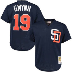 Mitchell & Ness: Authentic BP Jersey San Diego Padres (Tony Gwynn 1996)