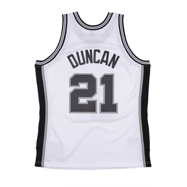 Mitchell & Ness NBA Swingman Collection Tim Duncan Jersey ('98 Spurs -Home)