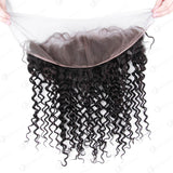 Hot Beauty Hair 13x4 Lace Frontal Hair Deep Wave Closure