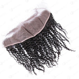 Hot Beauty Hair 13x4 Lace Frontal Hair Kinky Curl Closure