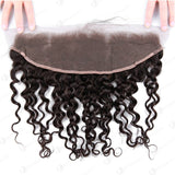 Hot Beauty Hair 13x4 Lace Frontal Hair Water Wave Closure