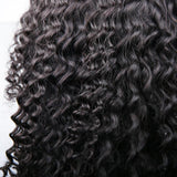 Hot Beauty Hair Breathable 360 Lace Wig Deep Wave 100% Virgin Human Hair Pre Plucked