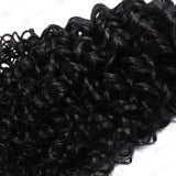 Hot Beauty Hair Peruvian 3 Bundles Jerry Curl 100% Virgin Human Hair Weave