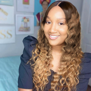 Hot Beauty Hair TB/27 Ombre Closure Lace Wig
