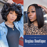 Regina Boutique - 2 Wigs Set