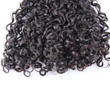 Real Super Double Drawn Funmi Hair Small Kinky Curl