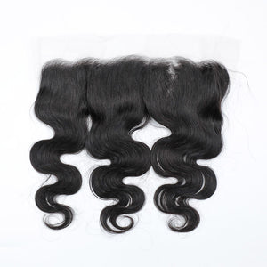 Transparent HD 13x4 Lace Closure Body Wave