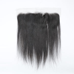 Transparent HD 13x4 Lace Closure Silk Straight