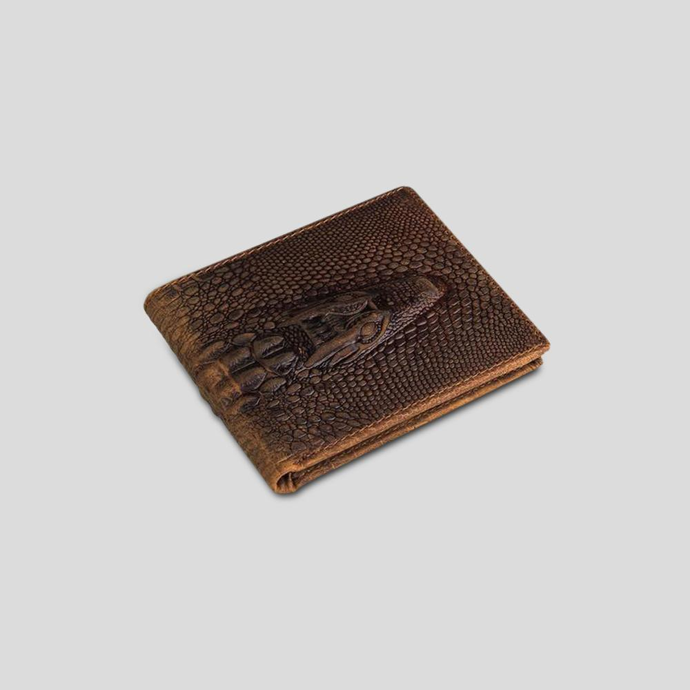Alligator Leather Wallet