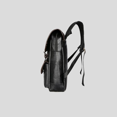 Treehugger Vintage Leather Backpack