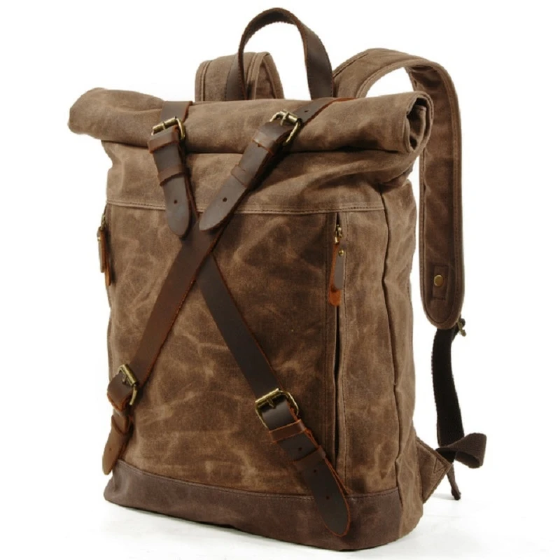 LUXURY VINTAGE BACKPACK