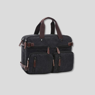 Woodshack Leather Briefcase