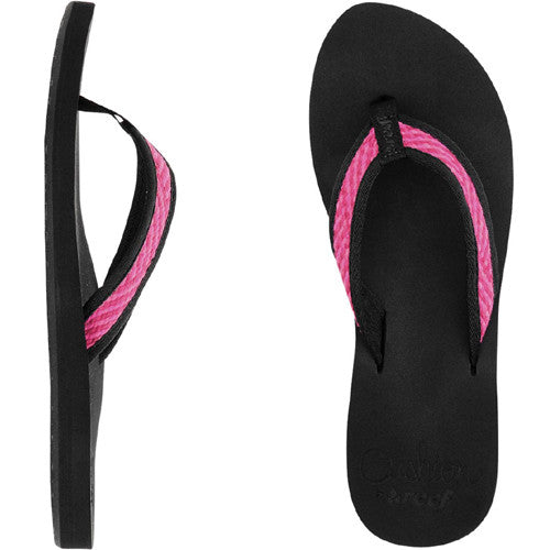 Reef Womens Braided Cushion Hot Pink 7.0