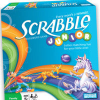 Parker Brothers Scrabble Jr