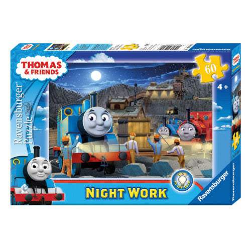 Ravensburger 60pc Night Work Glow