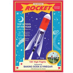 Science Explr Meteor Rocket