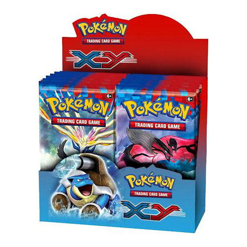 R&M Pokemon XY 1 Booster Pack NEW
